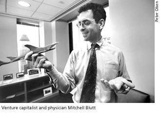 besides designating him an sas alumnus the alphabet soup following the name of mitchell blutt c78 m82 wg87 identifies him as a penn med doctor and a