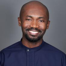 David Amponsah, Presidential Assistant Professor of Africana Studies