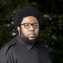 Tyshawn Sorey, Presidential Assistant Professor of Music.