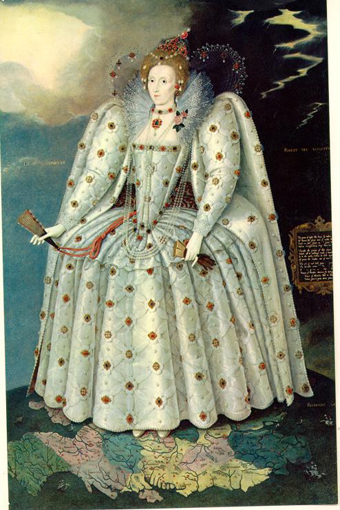 queen elizabeth 1st portrait. quot;Queen Elizabeth Iquot;