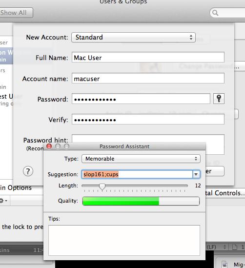 Six Steps to a Secure Mac