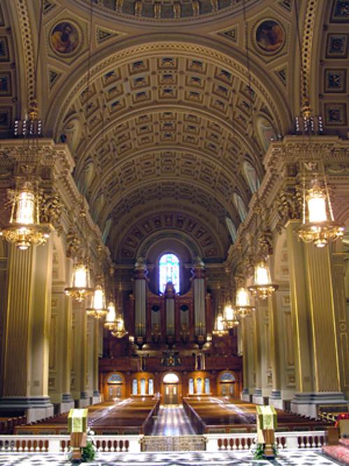 Cathedral basilica philadelphia wedding